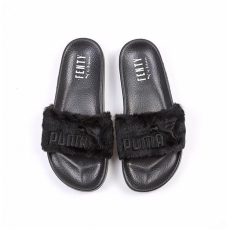 big sale e77e4 5444b Puma Rihanna Fenty Slides - ExclusiveXplosion